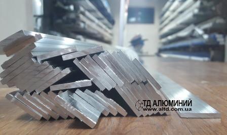 Алюминиевая полоса | Шина, Без покрытия, 25х3 мм