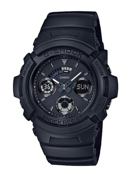 Часы Casio G-Shock AW-591BB-1A