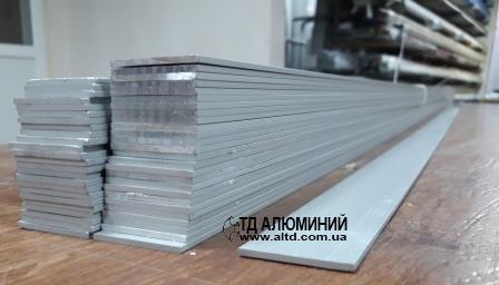 Полоса | Шина | Пластина алюминий, Анод, 30х2 мм