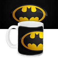 Кружка с принтом Бетмен (33312)