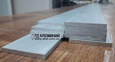 Полоса | Шина | Пластина алюминий, Анод, 40х4 мм
