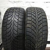 Зимние шины б/у Bridgestone Blizzak lm32 195/55/16