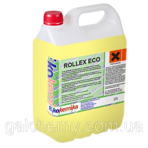 Холодный воск с защитным эффектом Rollex Eco 5 л Ekokemika