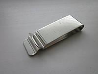 Скоба кобурная 70 х 22 мм никель, фото 1