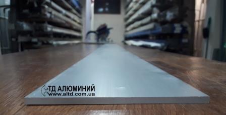 Полоса | Шина | Пластина алюминий, Анод, 120х5 мм