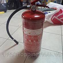 Огнетушитель автомобильный порошковый с манометром 5 кг ВП-5