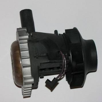 Вентилятор 24V Webasto AT2000 WEB1322646A подключение 1 контакт