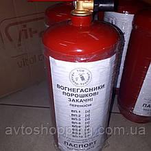 Огнетушитель автомобильный порошковый с манометром 2 кг ВП-2