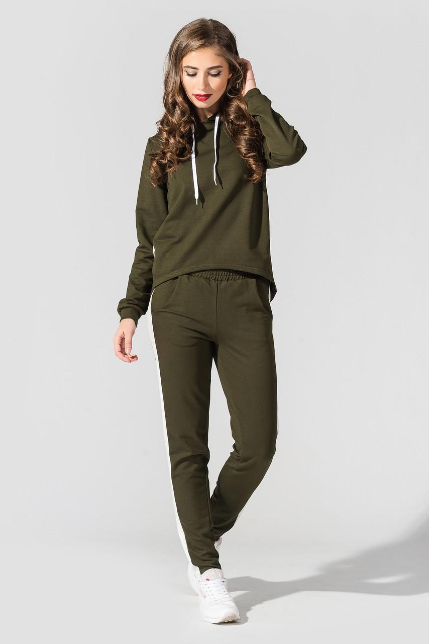 24cb531f4813 Костюм спортивный женский Макс, (3 цв), одежда для спорта, женская одежда