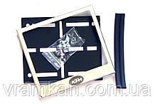 Рамка для номера KTM на скутер, мотороллер, мопед до 50куб.см.