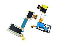 SIM-коннектор Sony D2305 Xperia M2 (78P7170002N) Orig