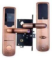 Автономный RFID замок Lock SL-7731 bronze