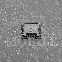 Коннектор зарядки LG P970/GD510/GS290/GS500/GT505/GT540/GW52/P500/BL20