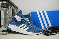 Мужские кроссовки Adidas ClimaCool Синие 5022-3(10967)