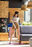 Женская замшевая юбка с поясом (5 цветов), фото 10