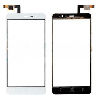 Сенсорный экран (тачскрин) Xiaomi Redmi Note 3   Redmi Note 3 Pro, белый ориг. к-во