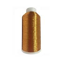 Нитка вишивальна металізована 150D/1 (боб 5000ярд) NITEX