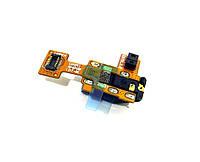 Разъём гарнитуры LG E975 Optimus G c датчиком освещения (EBR77084701) Orig