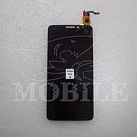 Модуль Alcatel 6040D Idol X black .l