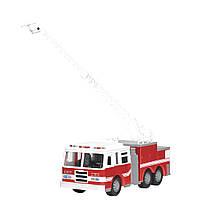 Автомодель – Пожарная машина