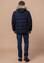 Braggart Aggressive 18540   Мужская зимняя куртка темно-синяя, фото 3
