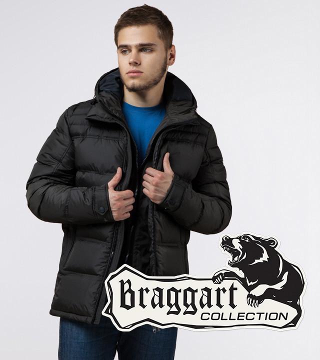 Braggart Aggressive 26055   Зимняя куртка темно-оливковая