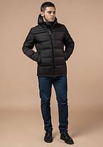 Braggart Aggressive 26055   Куртка мужская зимняя кофе, фото 2
