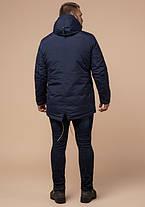 Braggart Arctic 43015 | Парка мужская с капюшоном синяя, фото 3