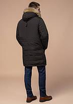 Braggart Arctic 91127 | Парка мужская зимняя коричневая, фото 3