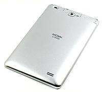 Задняя крышка Nomi C070010 Corsa 3G (NM0478) silver Orig .b