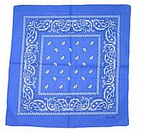 Бандана классическая синяя, фото 1