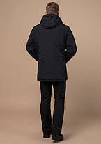 Braggart Arctic 47450 | Парка для мужчин зимняя черная, фото 3