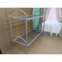 Кровать двухъярусная металлическая 190х70 см (56011)