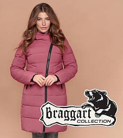 Braggart Simply 25325 | Куртка женская зимняя розовая