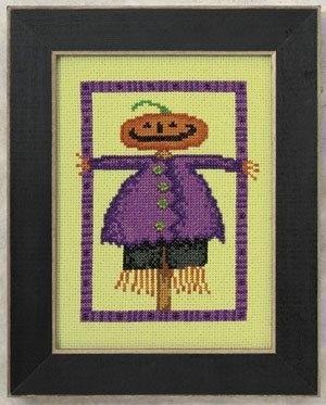 Набір для вишивки Mill Hill Scarecrow (2010)