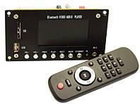 """Bluetooth 4.1 Видео Аудио плеер декодер USB SD кард-ридер дисплей 3"""" WAV,MP3,FLAC,APE Touch Screen + Remote, фото 1"""