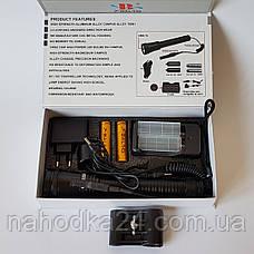 Подствольный фонарь Police BL Q2830-T6, фото 3