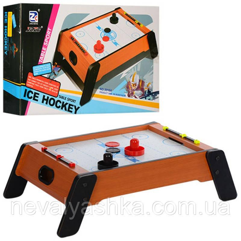 Настольная Игра Детский аэрохоккей настольный хоккей воздушный настільний хокей аерохокей, ZC 3016 A 005166