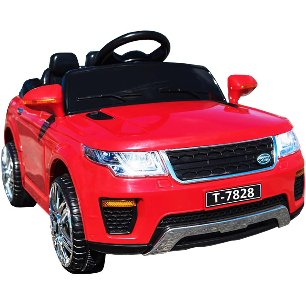 Электромобиль Джип HJ-5555 (T-7828) RED 76292