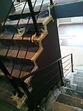 """Зварні перила для сходів в стилі """"Лофт"""", фото 8"""