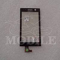 Сенсор Sony ST25i Xperia U black .l