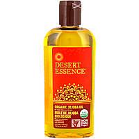 Натуральное масло жожоба для волос и кожи, 4 жидких унции (118 мл),Jojoba Oil, Desert Essence