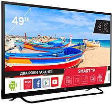 Телевізор ERGO 49CU 6500AK, фото 2