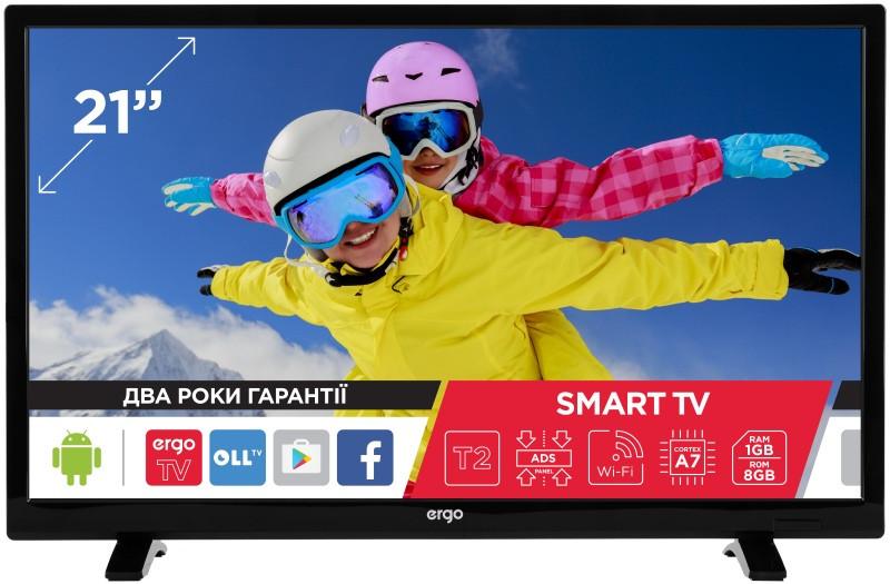 Телевізор ERGO LE21CT5500AK