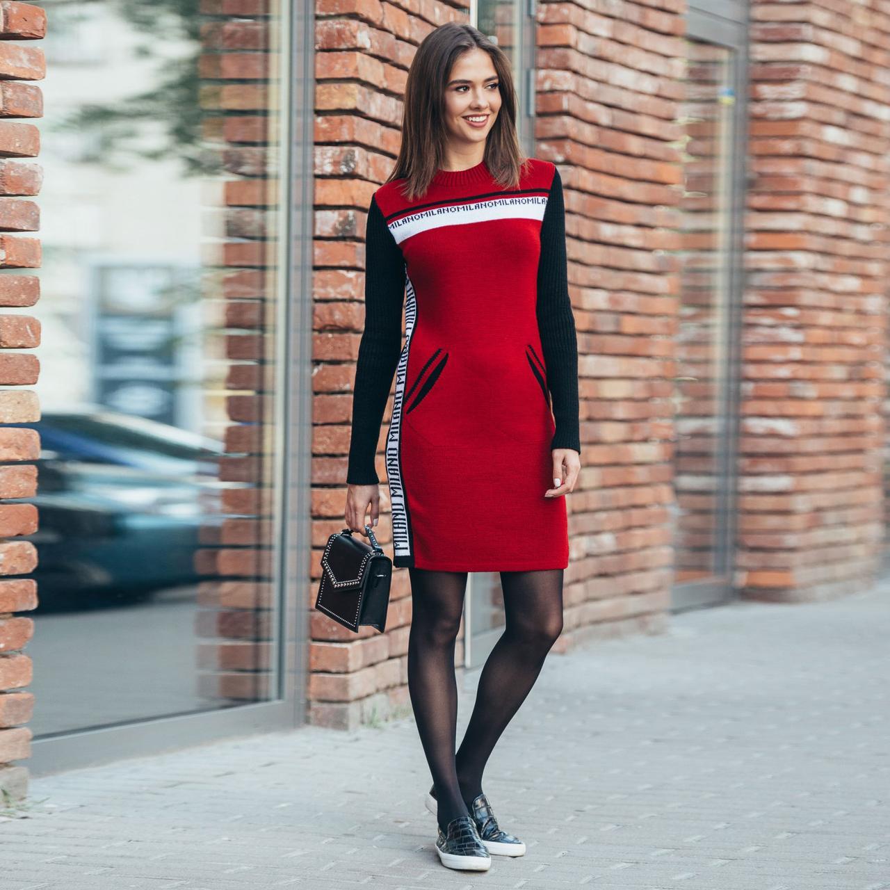 неуважение красные платья под водолазку фото коллекция фотографий