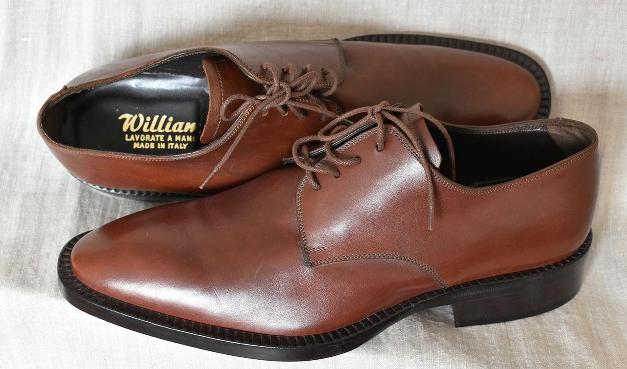 8b0f839df Мужские туфли на кожаной подошве (43, Италия) - Интернет-магазин Ola Espania