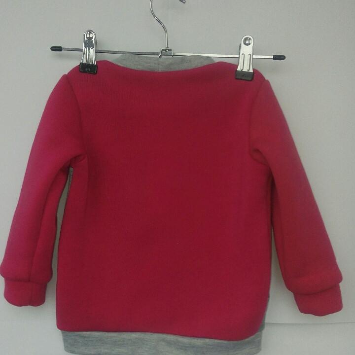 Кофта тепла для дівчинки з Лол. Розмір 92  продажа 728e85d0bbe94
