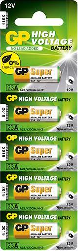 Батарейка 23A - GP