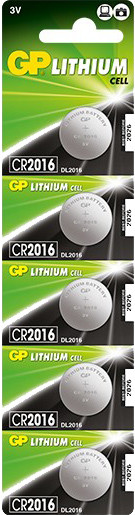 Батарейка CR2016 - GP