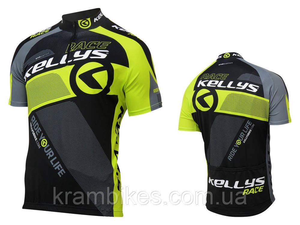 Веломайка KLS - Pro Race Лайм S